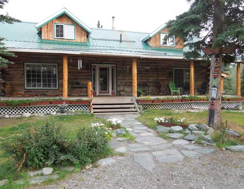 Glennallen's Rustic Resort Bed and Breakfast